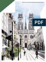 Orléans, Turismo, historia y gastronomía