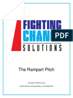 final pitch - rampart
