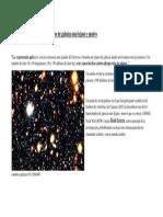 Descubierto Uno de Los Hipercúmulos de Galaxias Más Lejano y Masivo
