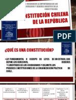 La Constitución Chilena de La República