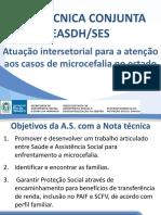Cib - Nota Técnica Assistência Social e Saúde Microcefalia