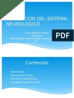 Alteraciones Del Sistema Neurologico - Sofia2