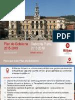 Plan Gobierno 2015 2019