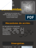Antibióticos Otorrinoloaringología