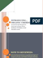UST Pharmacy Org Chem Lec Monthlies