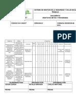 Docfoc.com-Objetivos, Metas y Programas
