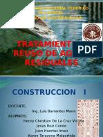 Tratamiento y Reuso de Aguas Residuales