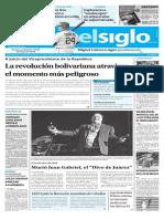 Edicion Impresa El Siglo 29-08-2016