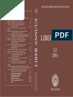 Liber Annuus - Volume 51, 2001.pdf