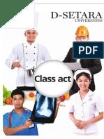 D-Setara Universities - 28 August 2016