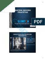 Precast System for Building