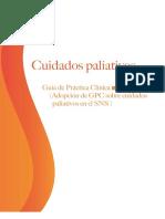 GPC Cuidados Paliativos Completa