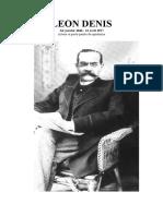 Liste Des Publications de Léon Denis Cjys