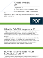 Overview of DG - FEM - Copy