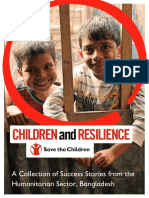 Humanitarian Booklet - Children and Resilience