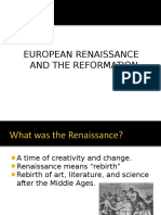 Renaissance and Reformation(GOOD).ppt