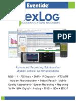 4 Page NexLog Brochure PN142339 06 22Jan2016