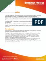 Harmonica Factfile.pdf