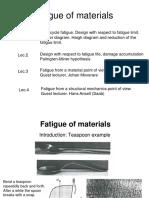 Fatigue Lec 11