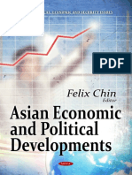 Asian Economic and Political Development