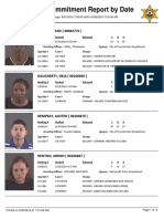 Peoria County Jail Booking Sheet for Aug. 28, 2016
