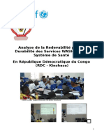 2016-05 Rapport Final - WASH in Health, RDC. Second Version.02.06