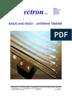 Leaflet b45.2x (Antenna Trainer)
