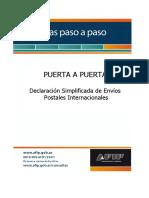 PasoaPasoenviosPostalesInternacionales