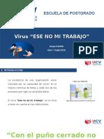 Plan de Mejora Virus - Ese No Es Mi Trabajo