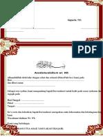 Undangan Aqiqah Model Keempat Siap Print(1)