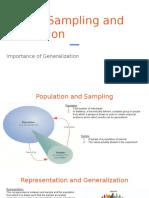 unit 1- sampling and population