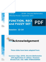 12-14 Function, Recursion and Fuzzy Set2