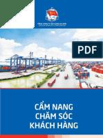 Quy trình giao nhận hàng hóa Xuất nhập khẩu Cảng Cát Lái