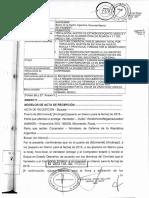 Acta de Inspeccion - Argentina