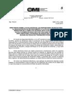 Directrices Sobre La Evaluacion de Las Disposiciones Tecnicas Para La Realizacion de un Reconocimiento