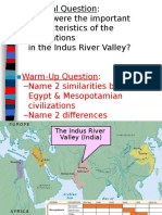 river valley civilizations--india