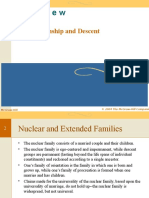 Families, Kinship, Descent lecture asd