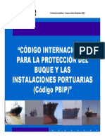 Prefectura Naval Argentina - 5M-Código PBIP PARTE A