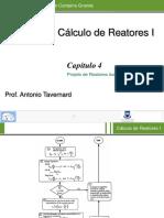 calculo_Reatores_Cap04