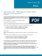 20150604 147887 New Limits Under 1996 Protocol to Llmc 1976 to Enter Into Force June 2015