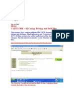 GP 02-99-Drilling String Documents Link