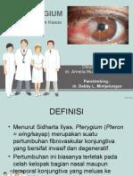 3 Ppt Pterigium Amel