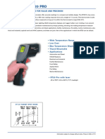 Rayst Infrared Thermometers