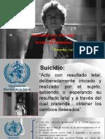 Abordaje Del Suicidio en Atencion Primaria