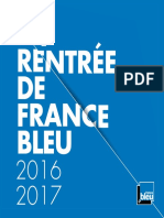 La rentrée de France Bleu