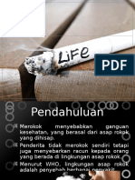 penyuluhan rokok