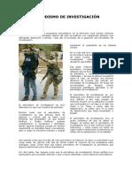 Investigacion en Prensa