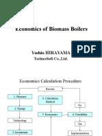 5 Economics of BiomassBoilers