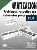 Automatizacion- Problemas Resueltos Con Automatas Programables-J. Pedro Romera