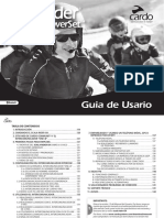 Scalarider G9 Manual Es-ps